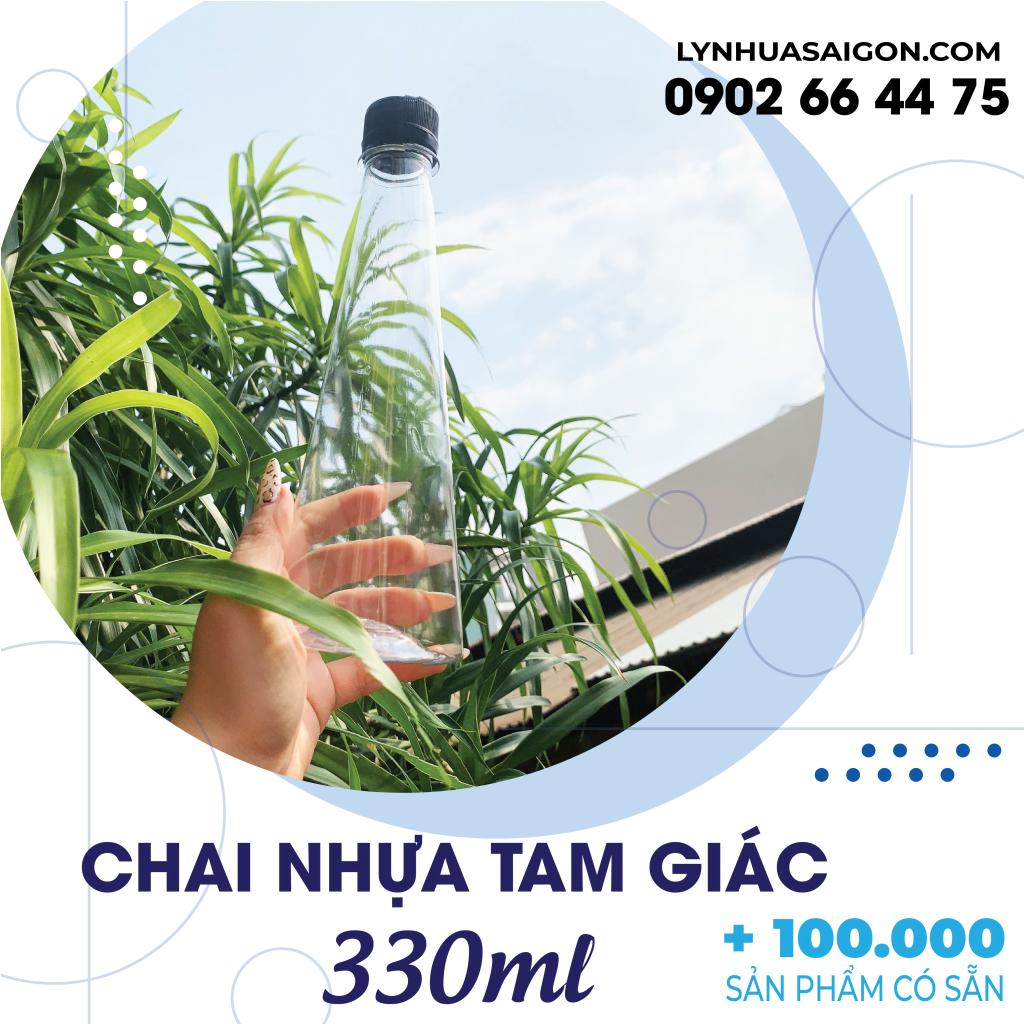 chai-nhua-tam-giac-330ml