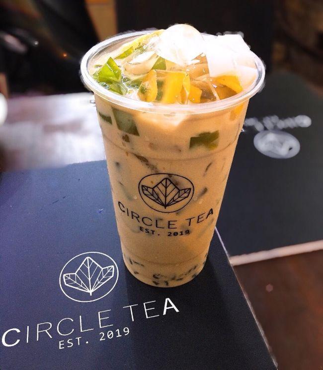 ly circle tea